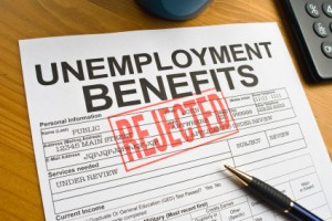 unemployment benefits claims